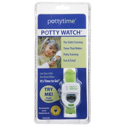 Potty Time Potty Watch - Green - 1 ct.
