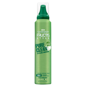 Garnier Fructis Style Pure Clean Styling Mousse