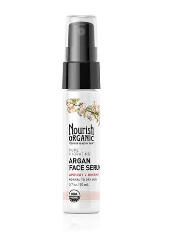 Nourish Organic™ Pure Hydrating Organic Argan Face Serum