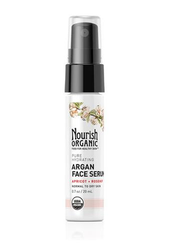 Nourish Organic™ Pure Hydrating Organic Argan Face Serum