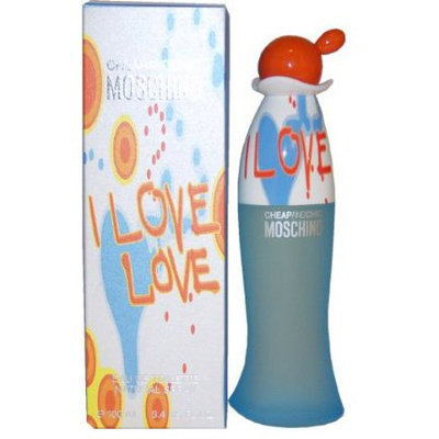 Cheap And Chic Moschino I Love Love Eau De Toilette Spray