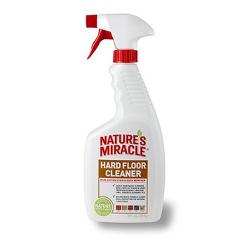 Nature's Miracle® Hard Floor Stain and Odor Remover
