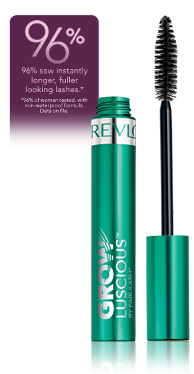 Revlon Grow Luscious™ Mascara
