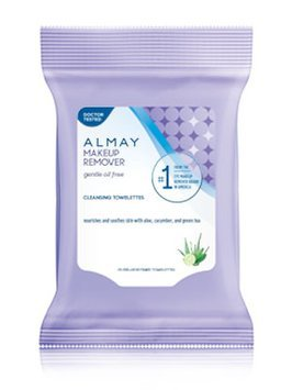 Almay Oil Free Makeup Remover Towelettes