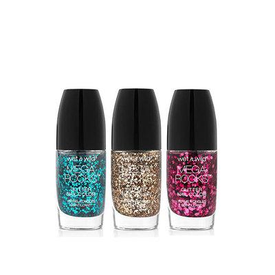 Wet n Wild Mega Rocks Glitter Nail Color