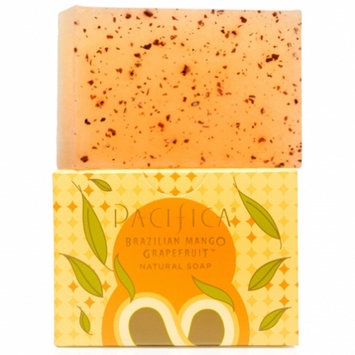 Pacifica Brazilian Mango Grapefruit Natural Soap