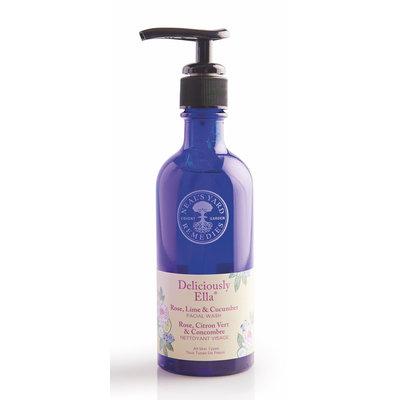 Neal's Yard Rose, Lime & Cucumber Facial Wash