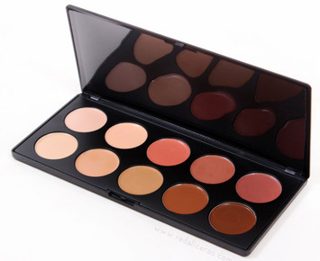 BH Cosmetics Foundation and Concealer Palette