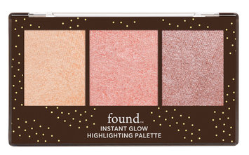 FOUND Instant Glow Highlighting Palette with Pomegranate
