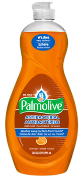 Palmolive® Antibacterial Hand Soap and Dish Liquid