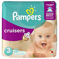 Pampers® Cruisers™ Diapers Size 3
