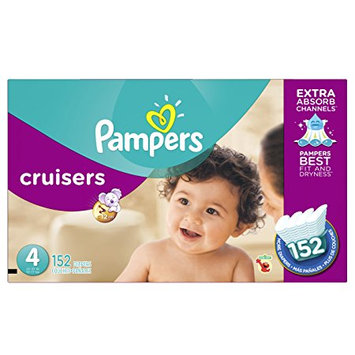 Pampers® Cruisers™ Diapers Size 4