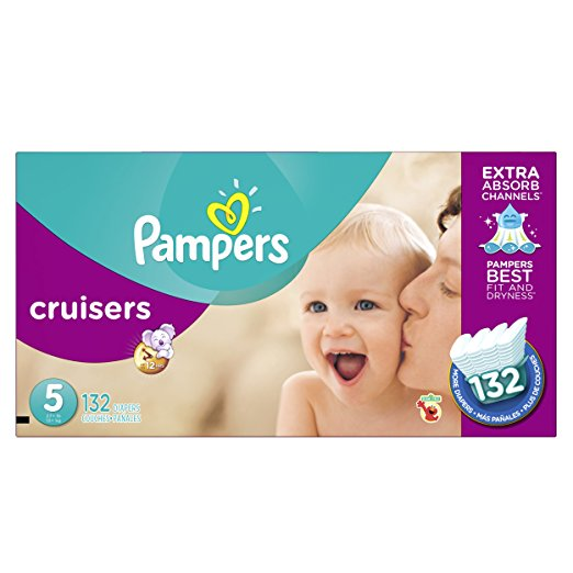 Pampers® Cruisers™ Diapers Size 5