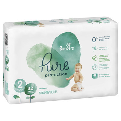 Pampers® Pure Protection Size 2 Diapers