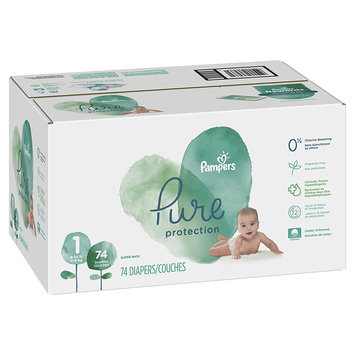 Pampers® Pure Protection Size 1 Diapers