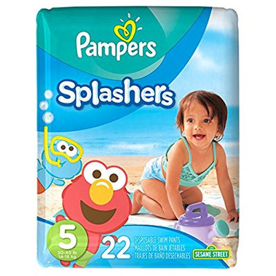 Pampers® Splashers™ Baby Swim Pants Size 5