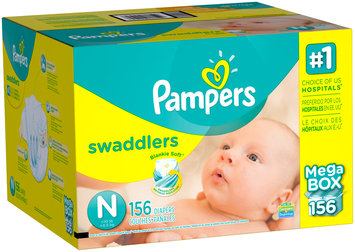 Pampers® Swaddlers™ Diapers Size 0