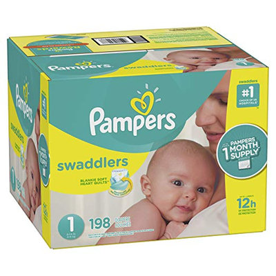 Pampers® Swaddlers™ Diapers Size 1