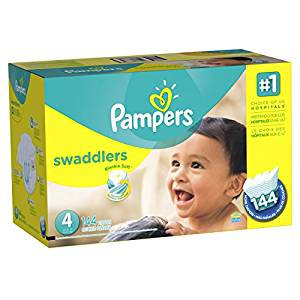 Pampers® Swaddlers™ Diapers Size 4