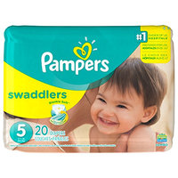 Pampers® Swaddlers™ Diapers Size 5