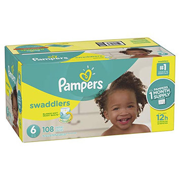 Pampers® Swaddlers™ Diapers Size 6