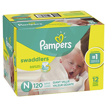 Pampers® Swaddlers™ Newborn