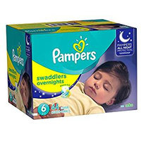 Pampers® Swaddlers™ Overnights Diapers Size 6