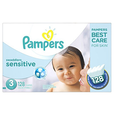 Pampers® Swaddlers™ Sensitive Diapers Size 3