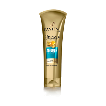 Pantene 3 Minute Miracle Smooth & Sleek Deep Conditioner