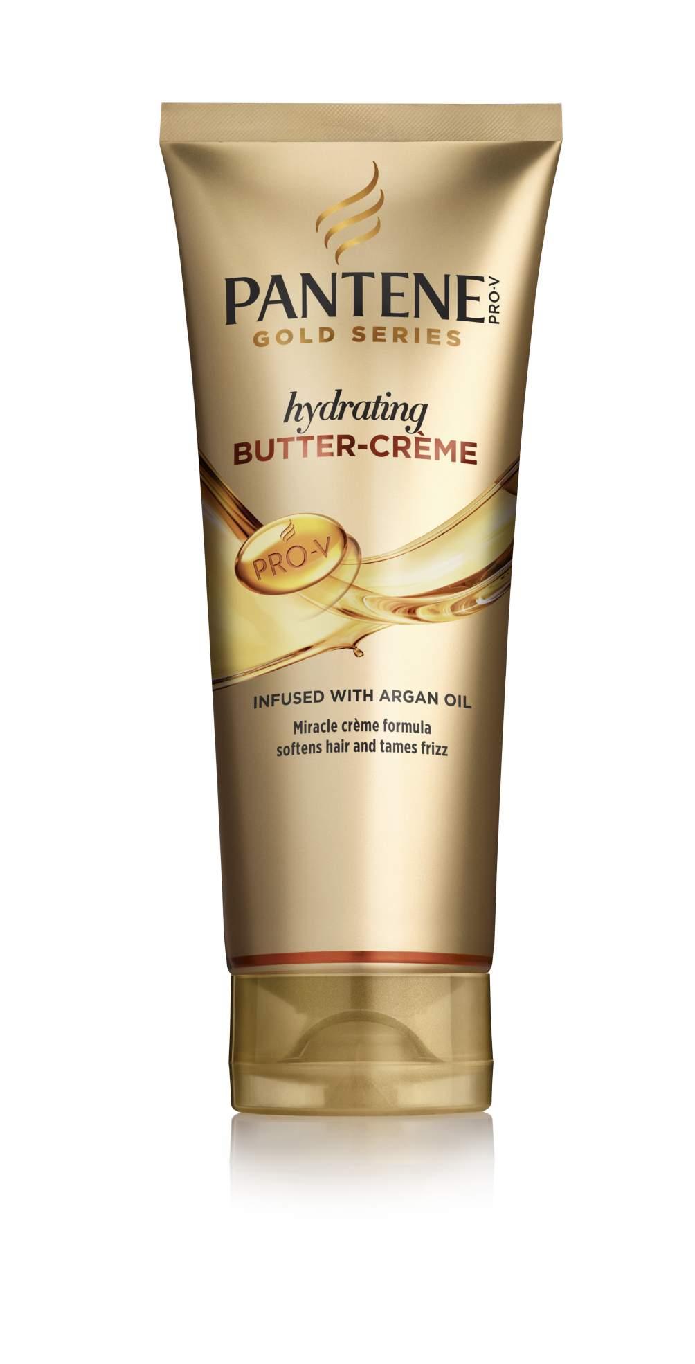 Pantene Pro-V Gold Series Hydrating Butter Crème