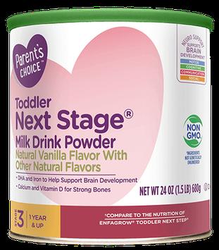 Parent's Choice™ Toddler Next Stage® 3 Milk Drink
