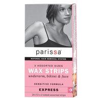Parissa® Wax Strips Face & Bikini