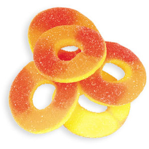 CVS Peach Rings