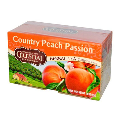 Celestial Seasonings® Country Peach Passion Herbal Tea Caffeine Free
