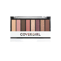 COVERGIRL truNaked Palettes Scented Eyeshadows