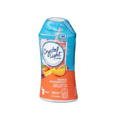 Crystal Light Mango Passion Fruit Liquid Drink Mix