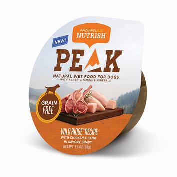 Rachael Ray™ Nutrish® Peak™ Wild Ridge™ Recipe with Chicken & Lamb in Savory Gravy