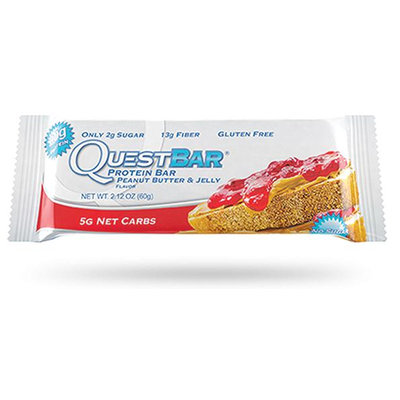 QUEST NUTRITION Peanut Butter Jelly Protein Bar