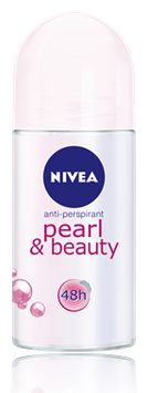 Nivea Pearl & Beauty Roll-On Deodorant