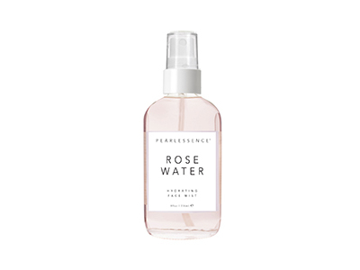 Pearlessence Rose Water Hydrating Face Mist