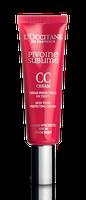 L'Occitane Peony CC Skin Tone Perfecting Cream Light