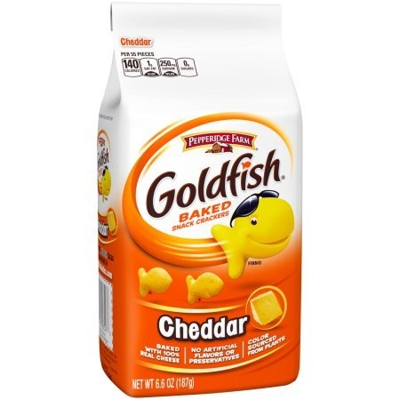 Pepperidge Farm® Goldfish® Cheddar Baked Snack Crackers