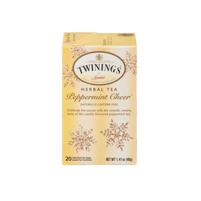 TWININGS® OF London Peppermint Cheer™ Tea Bags