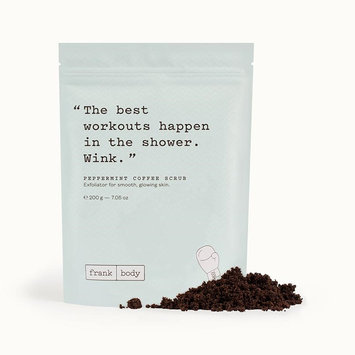 Frank Body Peppermint Coffee Scrub