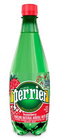 Perrier Strawberry Sparkling Natural Mineral Water