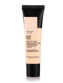 THE BODY SHOP® Matte Clay Skin Clarifying Foundation