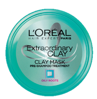 L'Oréal Extraordinary Clay Pre-Shampoo Treatment  Mask