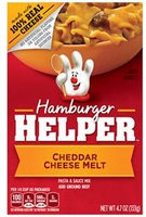 Betty Crocker™ Hamburger Helper Cheddar Cheese Melt