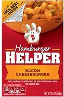 Betty Crocker™ Hamburger Helper  Bacon Cheeseburger