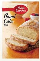 Betty Crocker™ Pound Cake Mix
